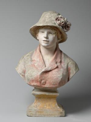 Madame Renoir (1859-1915), née Aline Charigot